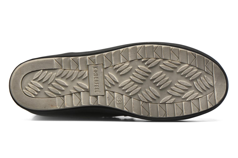 Chaussures de sport Kimberfeel Nadia Marron vue haut