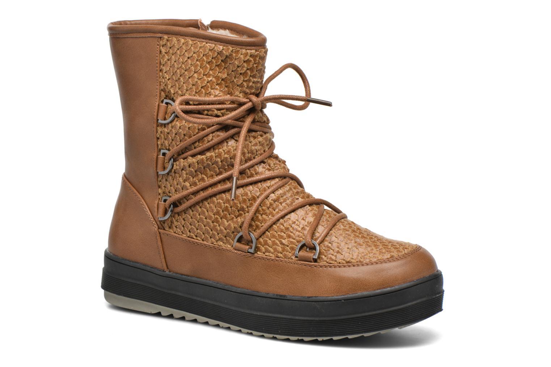Chaussures de sport Kimberfeel Nadia Marron vue détail/paire