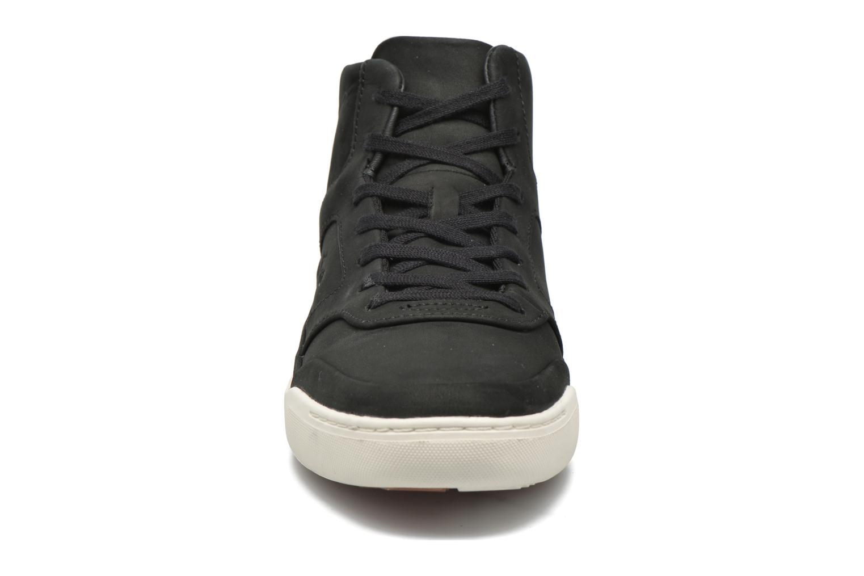 Baskets Lacoste Explorateur Mid 416 1 Noir vue portées chaussures