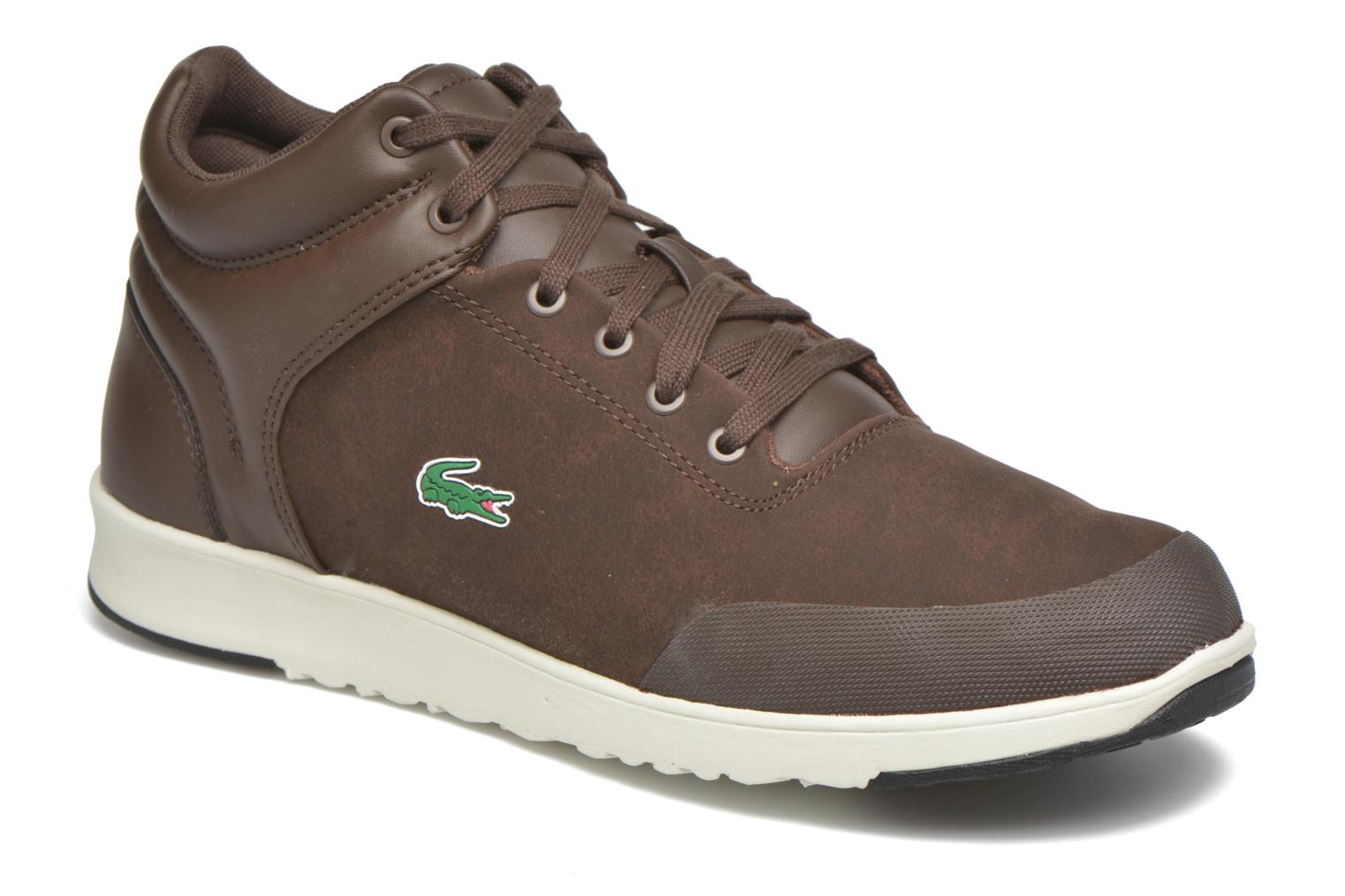 Baskets Lacoste Tarru-Light 416 1 Gris vue détail/paire