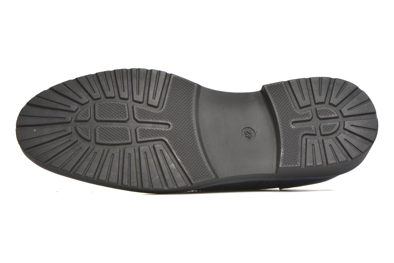 Scarpe con lacci I Love Shoes THEM Azzurro immagine dall'alto