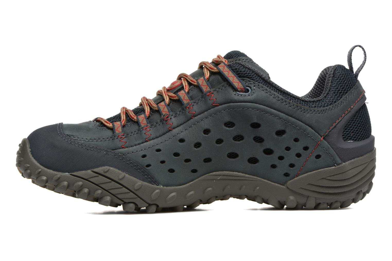 Sport shoes Merrell Intercept Blue front view