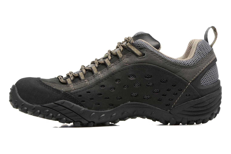 Chaussures de sport Merrell Intercept Gris vue face