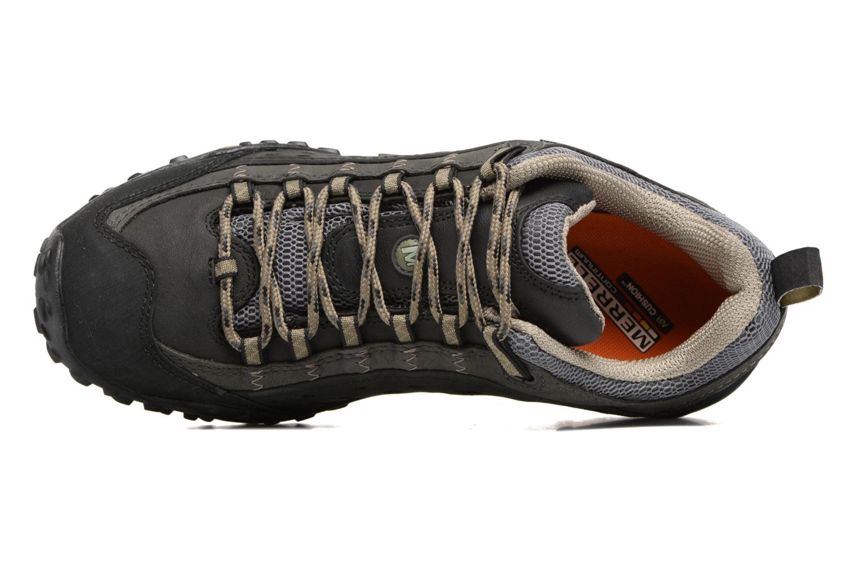 Chaussures de sport Merrell Intercept Gris vue gauche