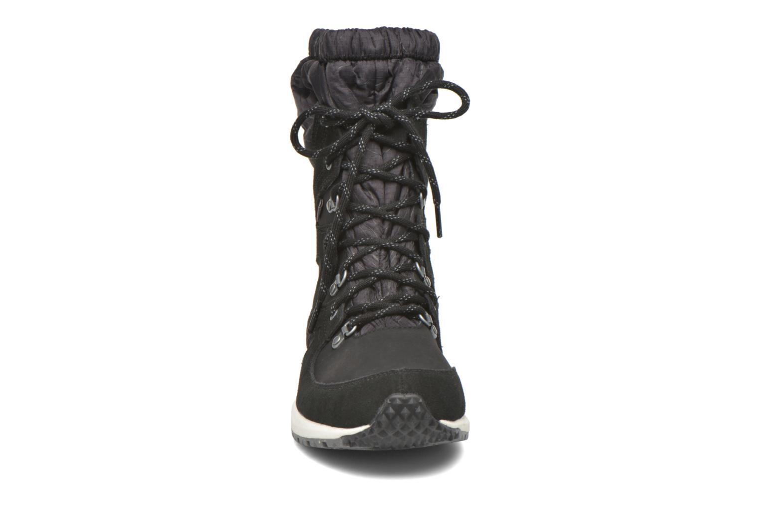 Stowe Winter Tall Waterproof Black