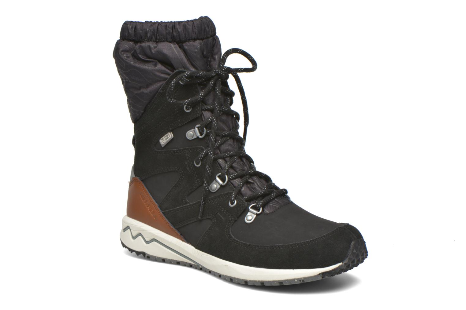 Merrell Stowe Winter Tall Waterproof Noir N50jAY25Od