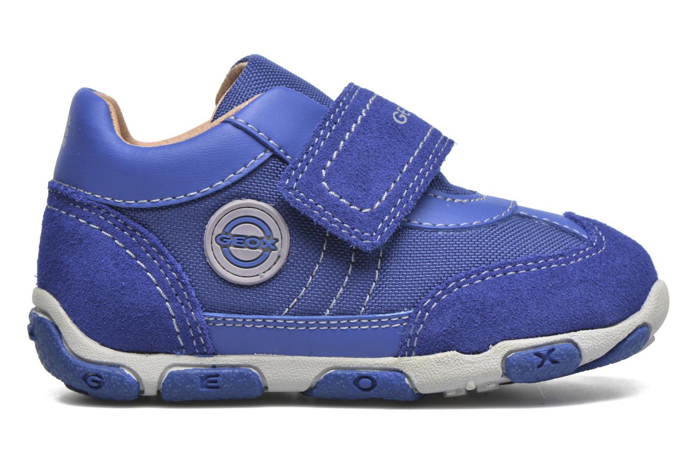 Sneakers Geox B Balu' Boy B5436D Blauw achterkant