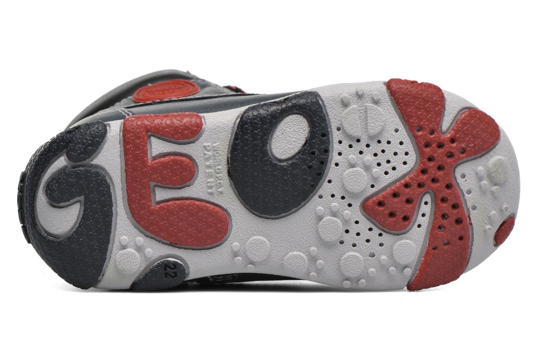 Sneakers Geox B Balu' Boy B5436B Blå bild från ovan