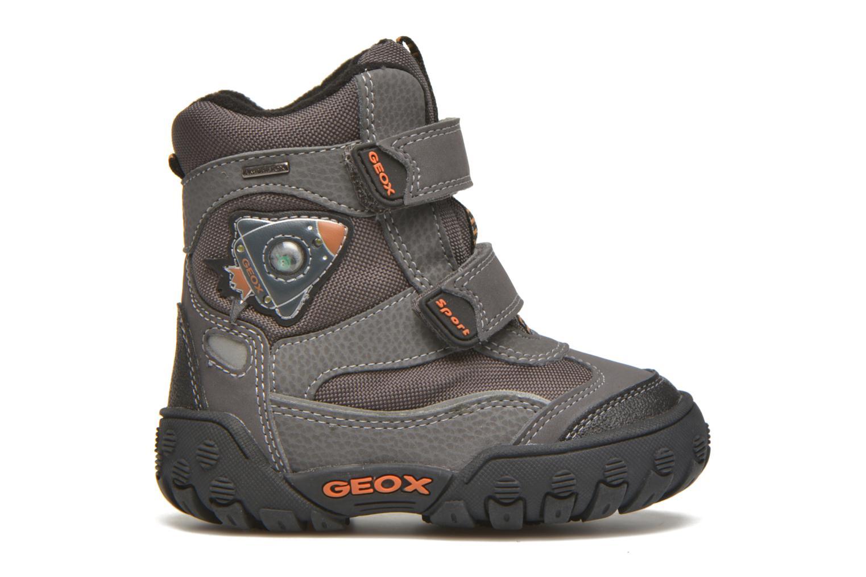 Boots en enkellaarsjes Geox B Gulp B Boy ABX B4402D Grijs achterkant