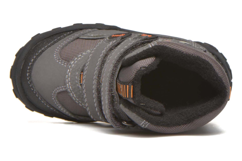 Bottines et boots Geox B Gulp B Boy ABX B4402D Gris vue gauche