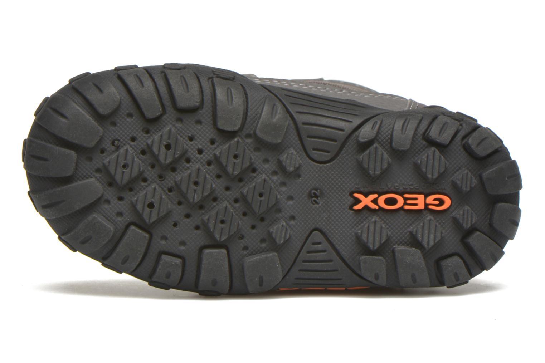 Boots en enkellaarsjes Geox B Gulp B Boy ABX B4402D Grijs boven