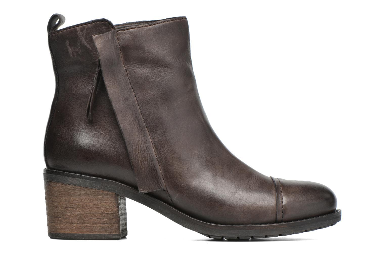 Bottines et boots Geox D Kleoo D54N4D Marron vue derrière