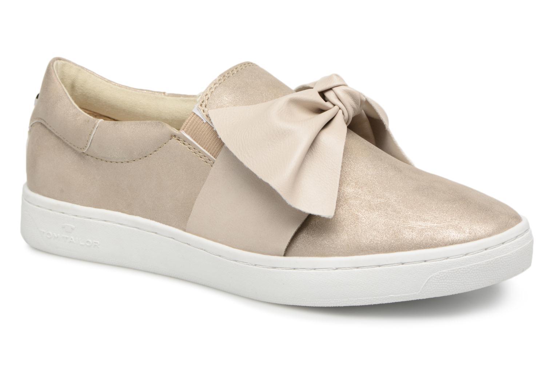 Grandes descuentos últimos zapatos Tom Tailor Marie (Oro y bronce) - Deportivas Descuento