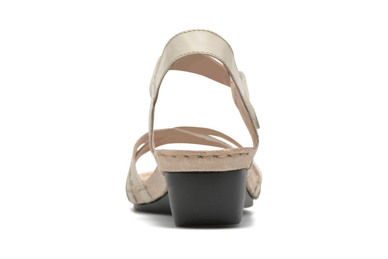 Sandalen TBS Cacina Wit rechts