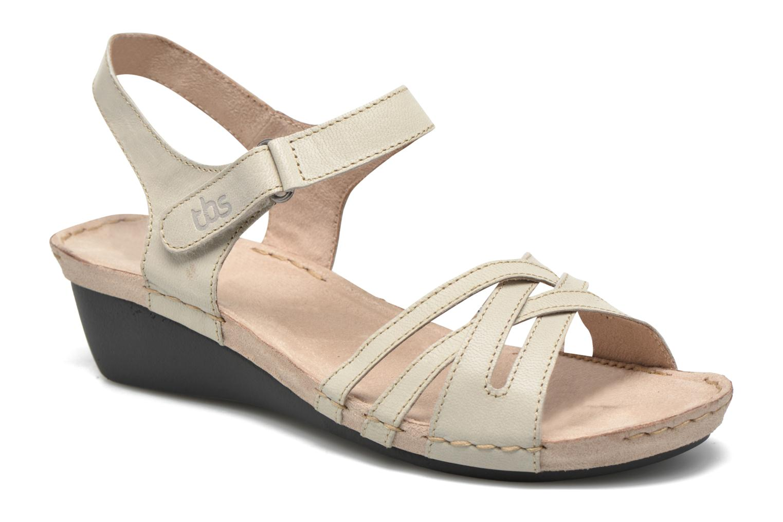 Sandali e scarpe aperte TBS Cacina Bianco vedi dettaglio/paio