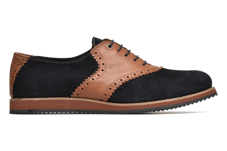 Chaussures à lacets Mr SARENZA Stawugs Bleu vue détail/paire