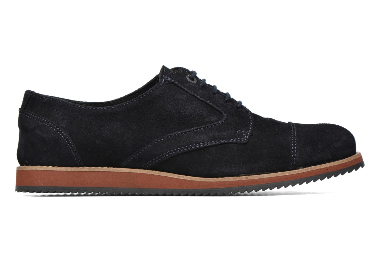 Chaussures à lacets Mr SARENZA Steamer Bleu vue détail/paire