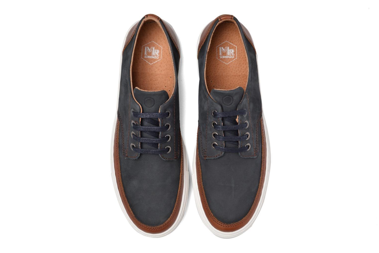 Sneaker Mr SARENZA Stevens blau schuhe getragen
