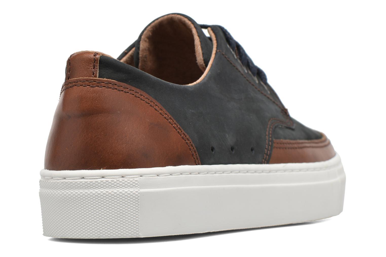 Sneaker Mr SARENZA Stevens blau ansicht von vorne