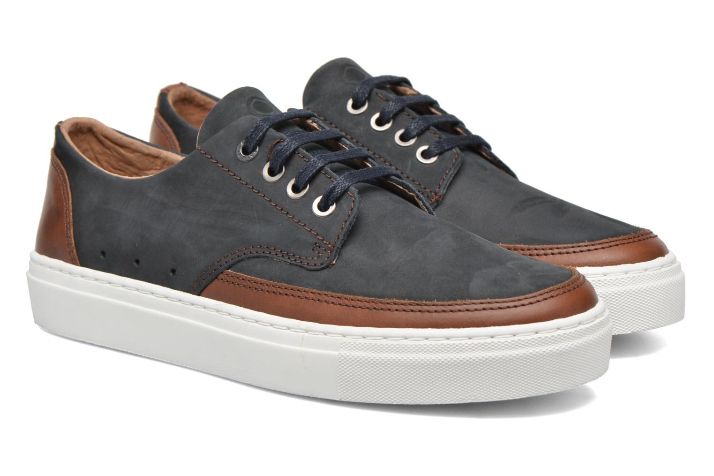 Sneakers Mr SARENZA Stevens Blauw achterkant