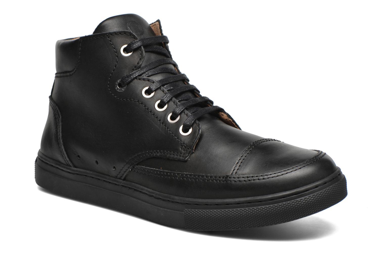 Sneakers Mr SARENZA Stridor Sort Se fra højre