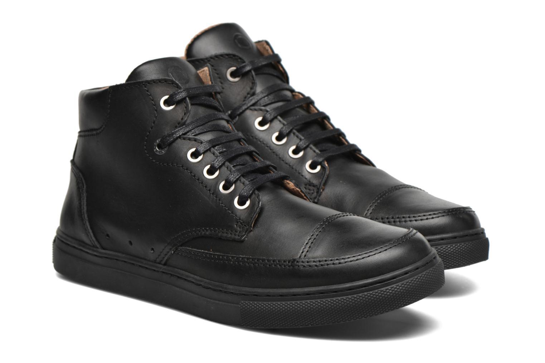 Sneakers Mr SARENZA Stridor Sort se bagfra