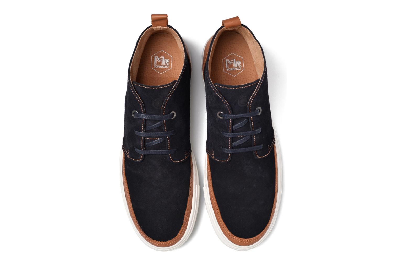 Baskets Mr SARENZA Stappeal Bleu vue portées chaussures