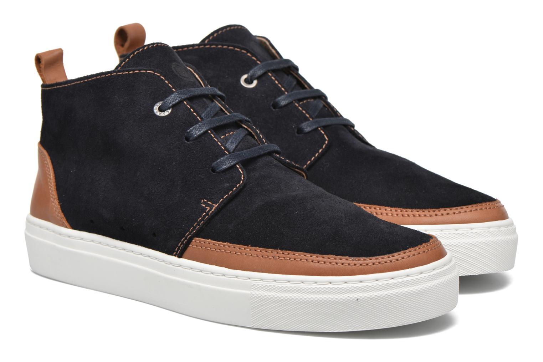 Sneakers Mr SARENZA Stappeal Blauw achterkant
