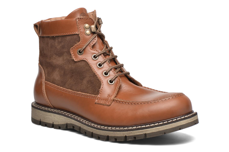 Stiefeletten & Boots Mr SARENZA Newfeel braun ansicht von rechts