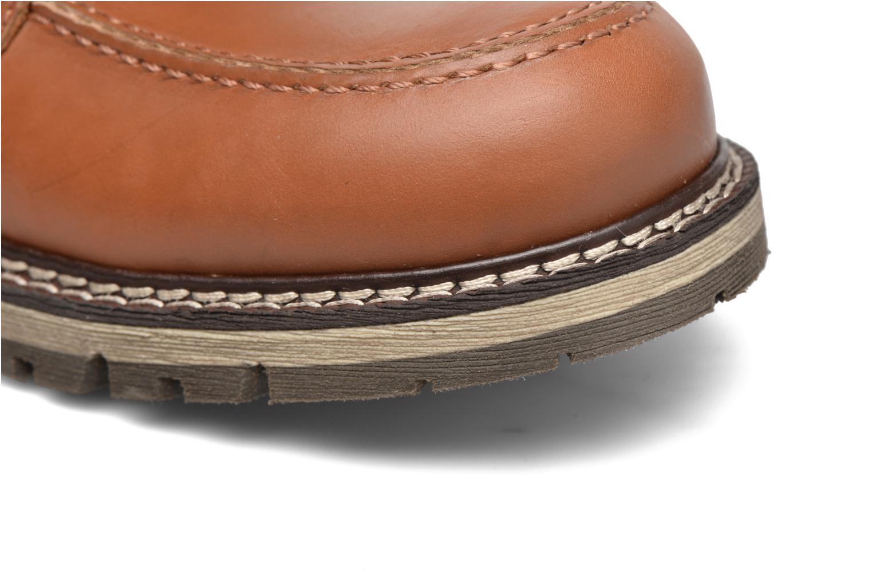 Stiefeletten & Boots Mr SARENZA Newfeel braun ansicht von links