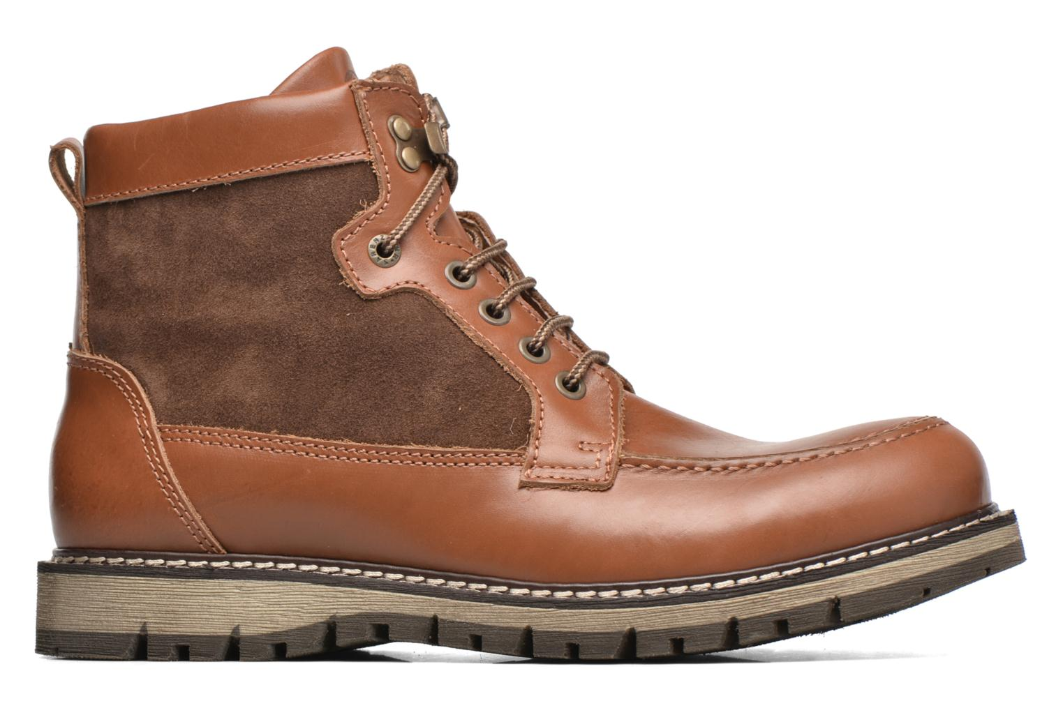 Ankle boots Mr SARENZA Newfeel Brown detailed view/ Pair view