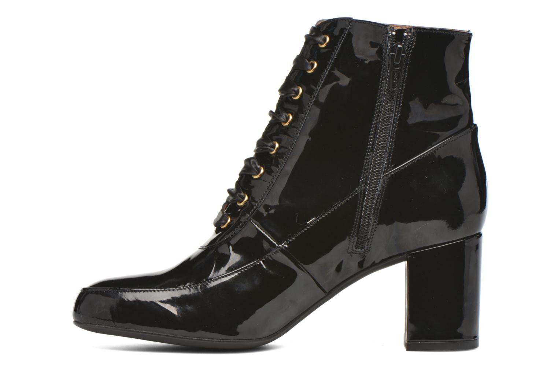 Bottines et boots Georgia Rose Diane Noir vue face