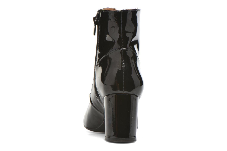 Bottines et boots Georgia Rose Diane Noir vue droite