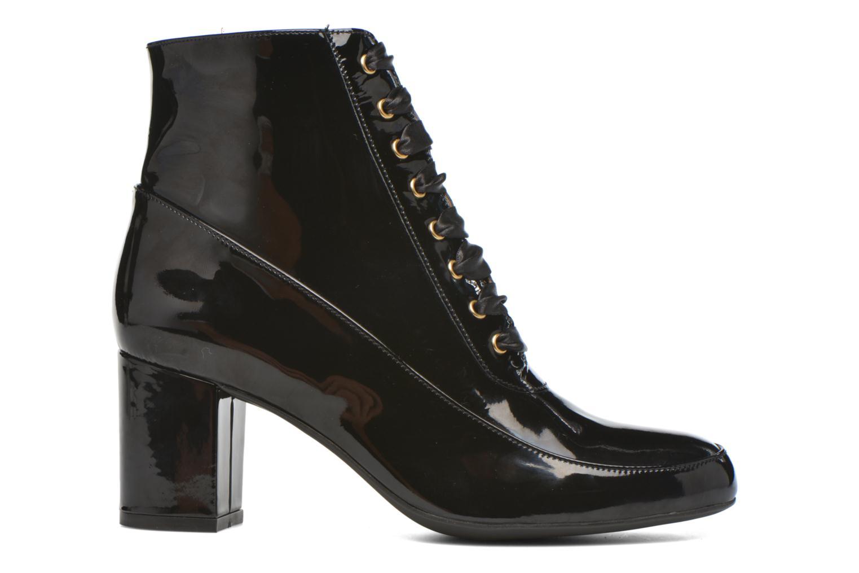 Bottines et boots Georgia Rose Diane Noir vue derrière