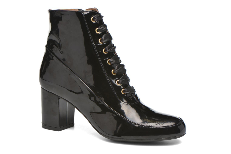 Bottines et boots Georgia Rose Diane Noir vue détail/paire
