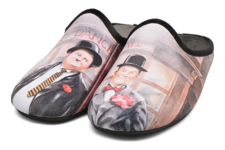 Pantofole La maison de l'espadrille Jean Multicolore immagine 3/4