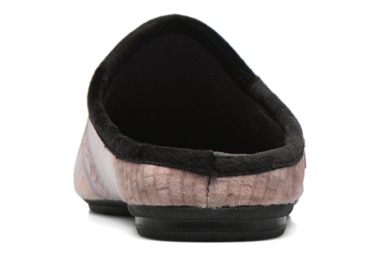 Pantofole La maison de l'espadrille Jean Multicolore immagine destra