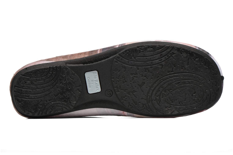 Pantofole La maison de l'espadrille Jean Multicolore immagine dall'alto