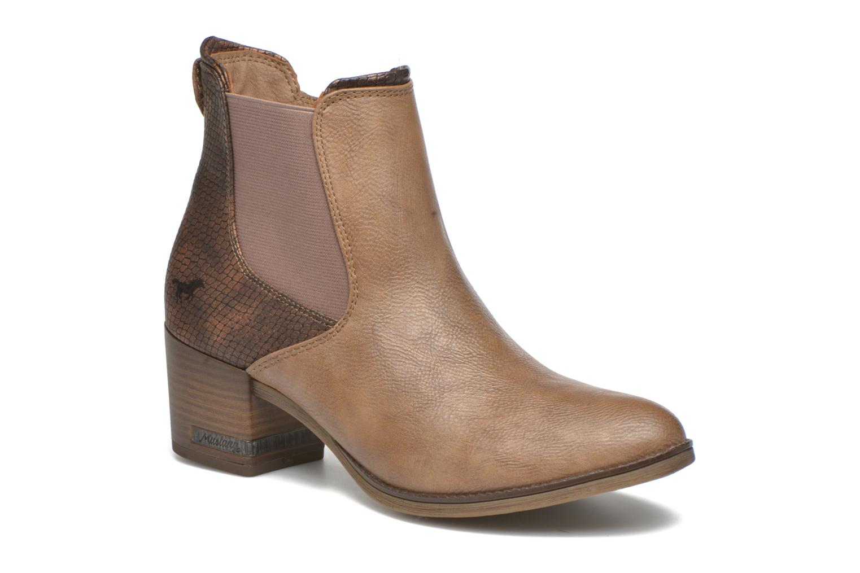 Stiefeletten & Boots Mustang shoes Mustea braun detaillierte ansicht/modell