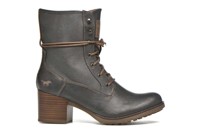 Bottines et boots Mustang shoes Muasta Gris vue derrière