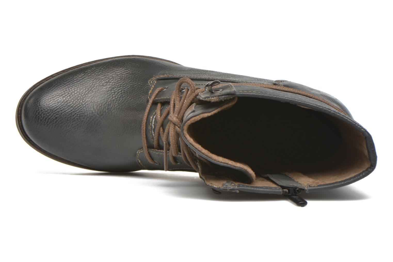 Bottines et boots Mustang shoes Muasta Gris vue gauche