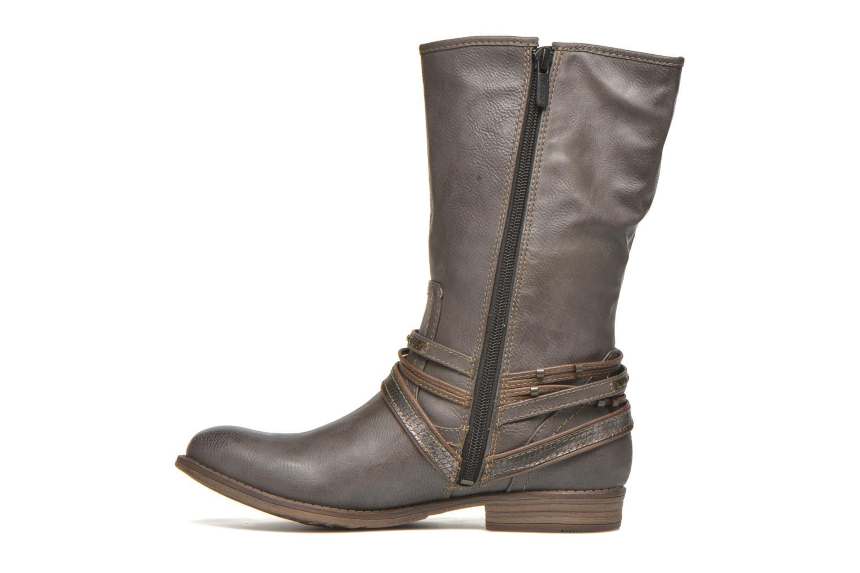 Stiefeletten & Boots Mustang shoes Mupe grau ansicht von vorne