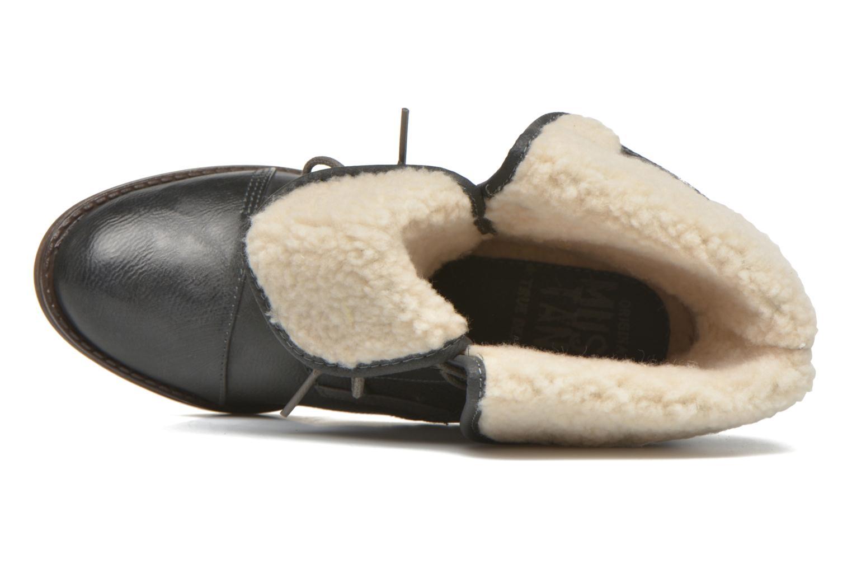 Bottines et boots Mustang shoes Mupha Gris vue gauche