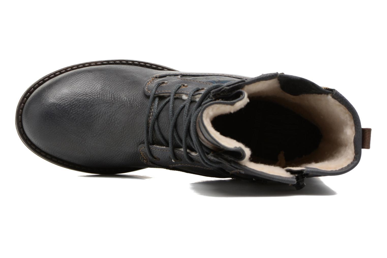Bottines et boots Mustang shoes Manat Gris vue gauche