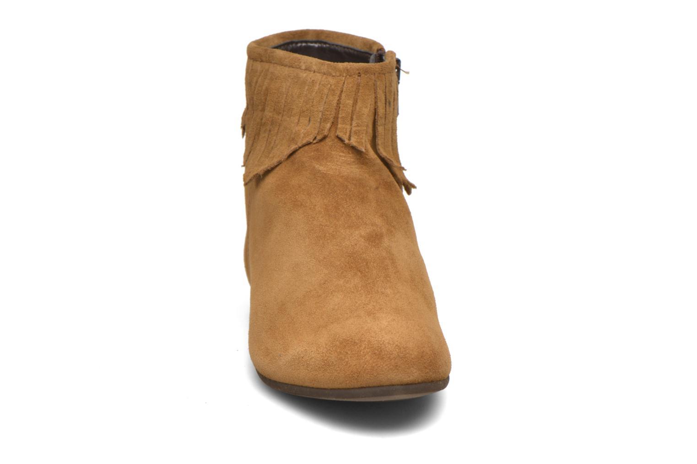 Stiefeletten & Boots André Coachella braun schuhe getragen