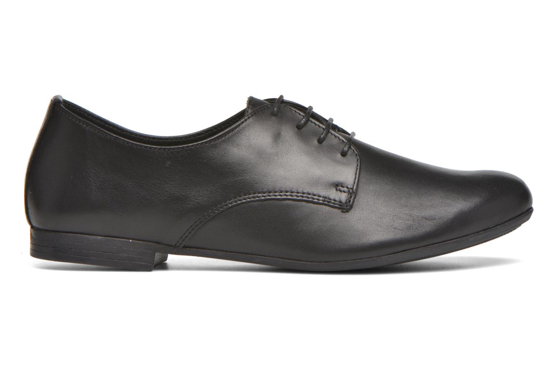 Chaussures à lacets André Complice Noir vue derrière