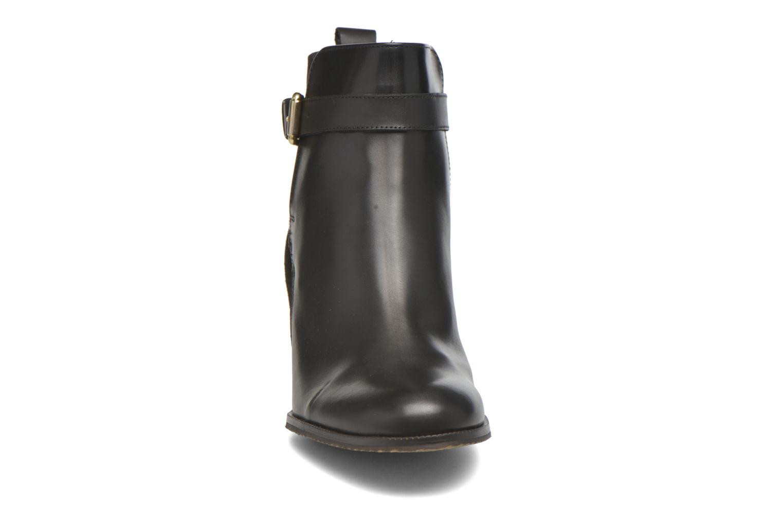 Bottines et boots André Lutine B Noir vue portées chaussures