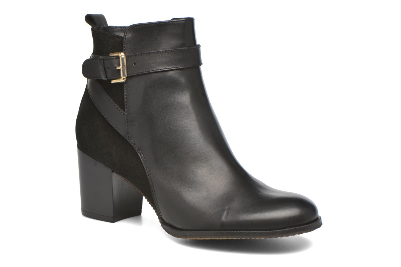 Bottines et boots André Lutine B Noir vue détail/paire