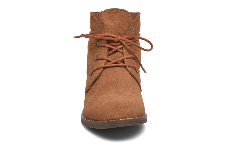 Stiefeletten & Boots André Myriam braun schuhe getragen
