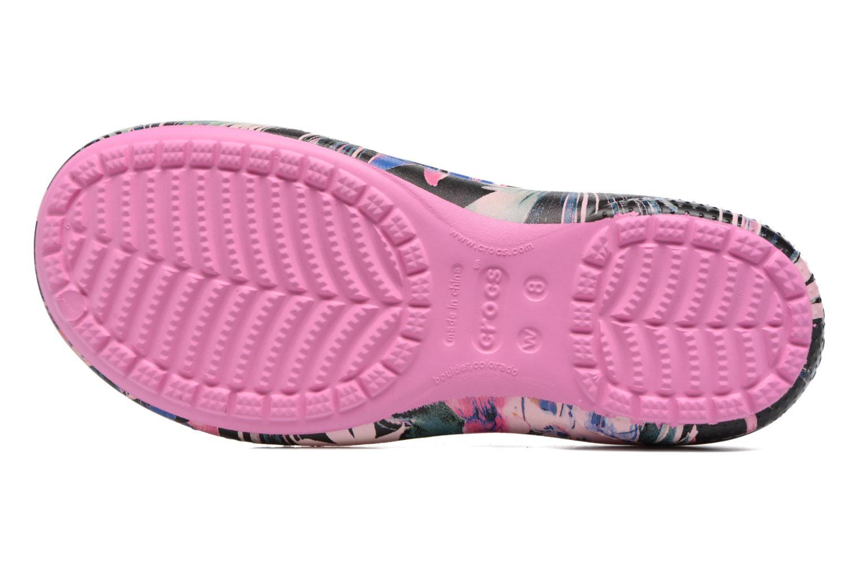 Mules et sabots Crocs Crocs Freesail Graphic Clog W Multicolore vue haut